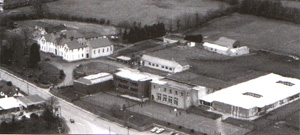 Aerial View of Cnoc Mhuire 1995